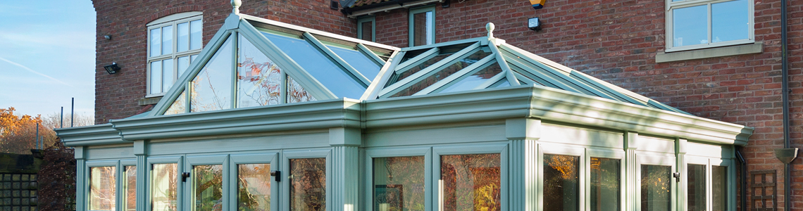 UPVC Orangery from Winter Products Leeds